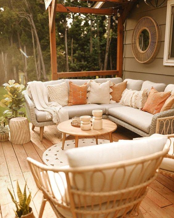 мебели от ратан 2