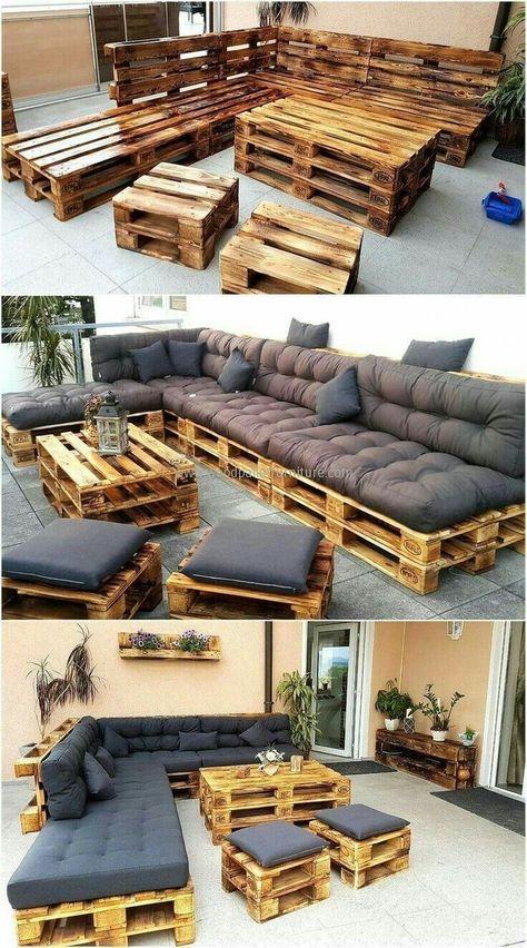 мебели от палети